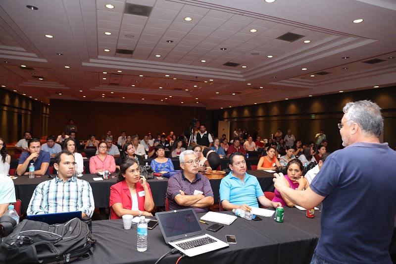 La titular de la CGCS, Julieta López, manifestó que el Nuevo Sistema de Justicia Penal no sólo constituye una reforma de la mayor trascendencia en materia judicial, implica también una nueva cultura de la legalidad en México