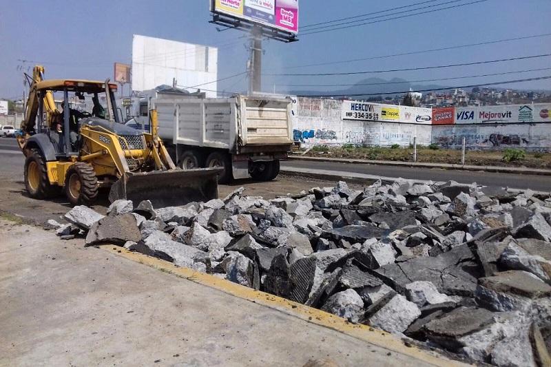 La SCOP ejecuta la primera etapa de seis acciones de gran calado y diversas obras de beneficio social con una inversión total aproximada de 419.6 millones de pesos