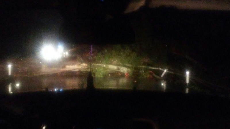 Se recomienda tomar todas las precauciones ante las primeras lluvias de la temporada en la capital michoacana (FOTO: RAFAEL PINEDA)