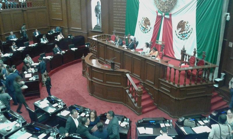 En materia de la asignación de los diputados de Representación Proporcional, como requisito se deberá obtener por lo menos el 3 por ciento de la votación (FOTO: NICOLÁS CASIMIRO)