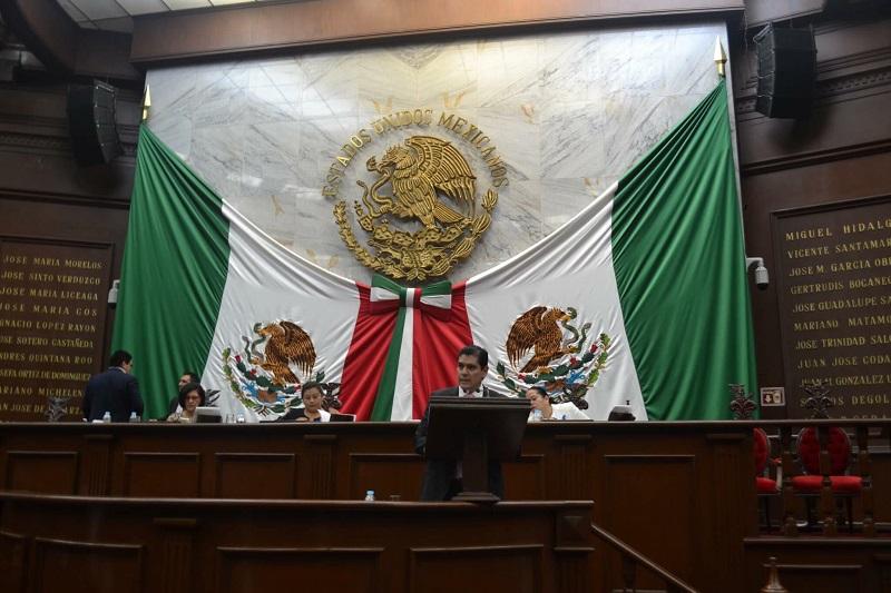 El Congreso del Estado debe ser incluyente con todos los sectores: Núñez Aguilar
