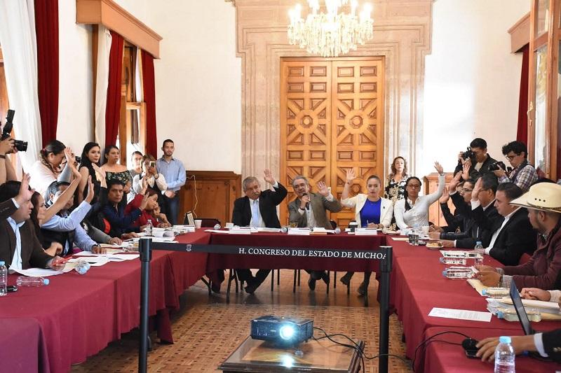 Endurecerán sanciones a corruptos en Michoacán