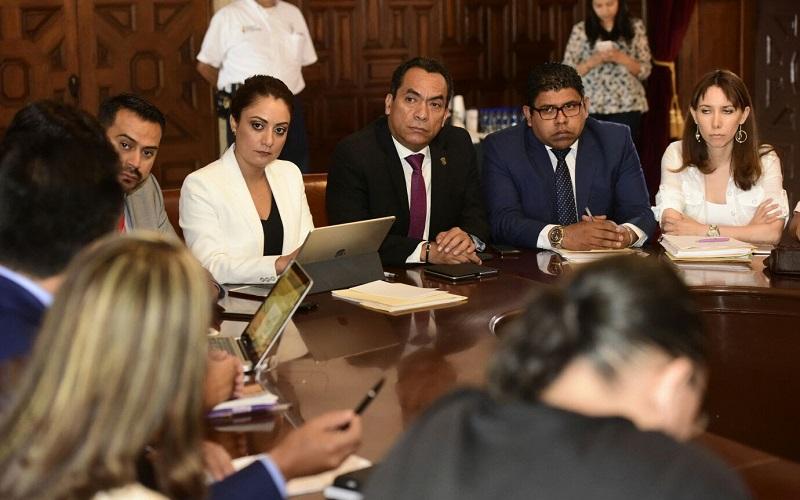 El Ejecutivo estatal refrendó el compromiso del gobernador Silvano Aureoles de continuar con la búsqueda del comunicador Salvador Adame