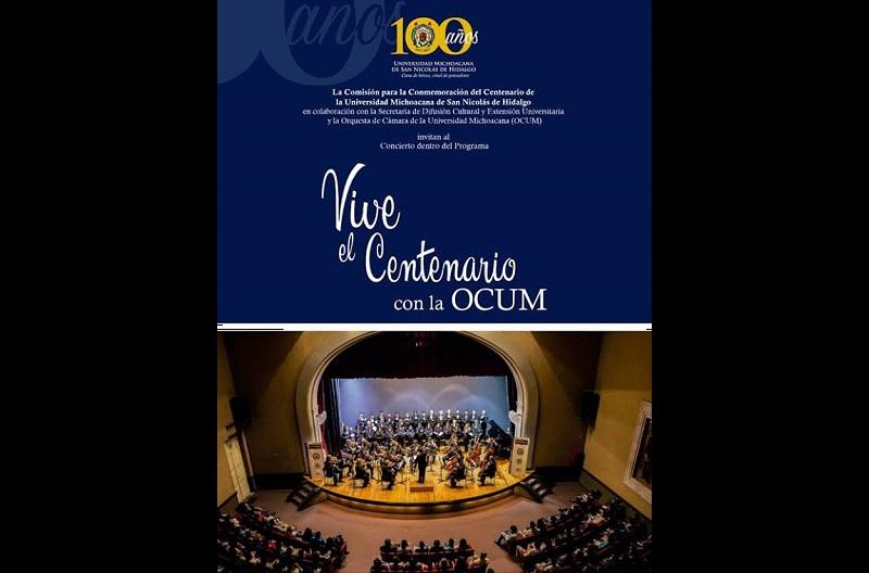 Este último concierto de mayo de la OCUM se realizará el próximo miércoles 31 de mayo a las 20:00 horas, en el Auditorio Nicolaita del Centro Cultural Universitario ubicado en la Avenida Madero Oeste # 350 esquina con la calle Galena, en el Centro Histórico de Morelia, la entrada es libre