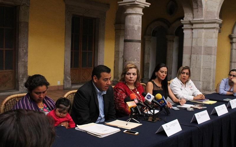 Luego de realizarse el registro de la menor, el Sistema DIF Puebla realizó la entrega a la madre quien de esa forma regresó a Zitácuaro acompañada por los funcionarios de la CEEAV y el DIF Zitácuaro