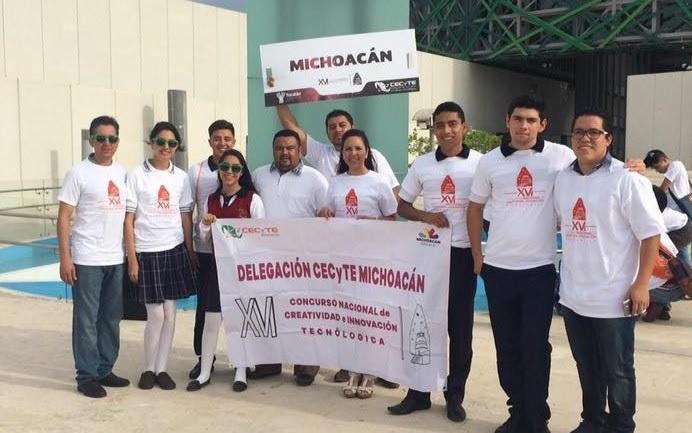 La directora general del CECyTEM, Carmen Escobedo Pérez, detalló que el prototipo de las estudiantes michoacanas –quienes fueron asesoradas por José Chávez Chávez- es un flotador eléctrico para bombas hidráulicas del hogar