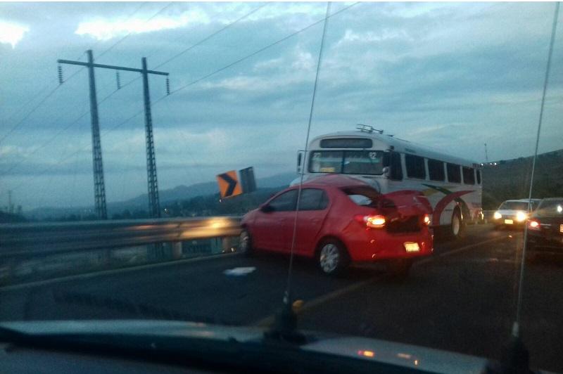 Aún se desconoce mayor información sobre el accidente carretero