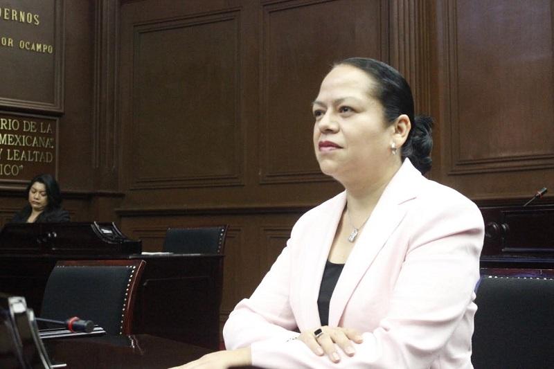 La presidenta de la Comisión de Fortalecimiento Municipal en la LXXIII Legislatura señaló que una prioridad es apoyar las acciones encaminadas a otorgar mayores recursos a favor de los municipios