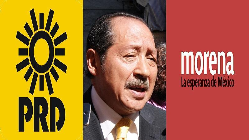 Hoy, Leonel Godoy se ha manifestado abiertamente a favor de las aspiraciones presidenciales del fundador y dueño del Morena, Andrés Manuel López Obrador, pero sigue siendo impresentable