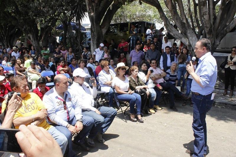 Sigala Páez llamó a  un gran pacto social, encabezado por todas y todos, sin distingo de partidos o intereses particulares, para lograr seguir construyendo el progreso de la entidad