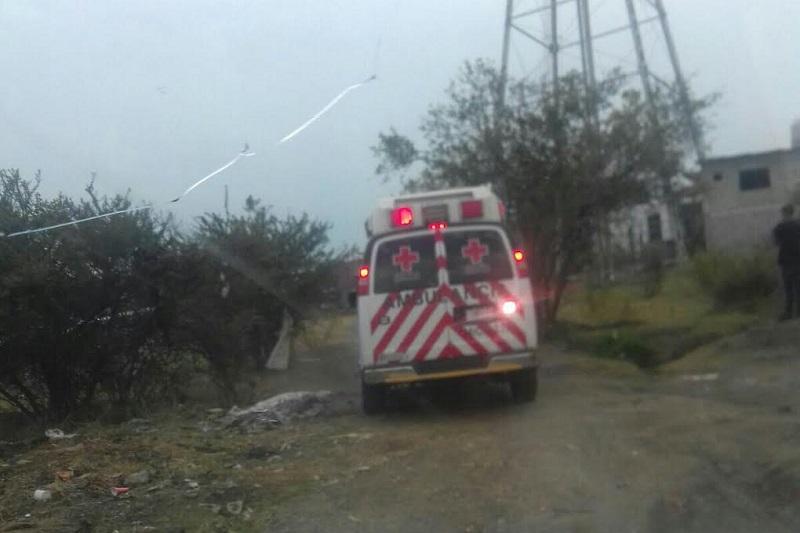 Los hechores se dieron a la fuga a bordo de una camioneta tipo Durango, de color rojo