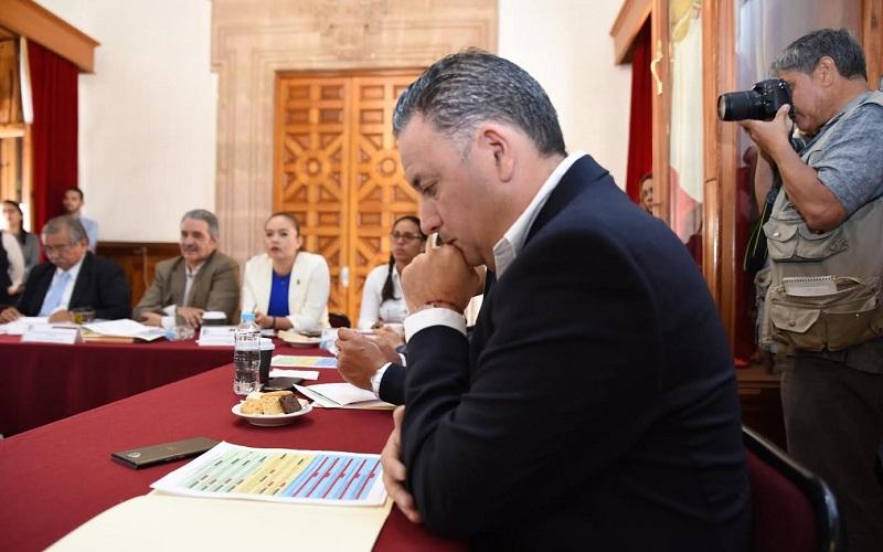 Quintana Martínez destacó que el 89% de la población cree que es urgente que gobierno y sociedad se dediquen a combatir la corrupción