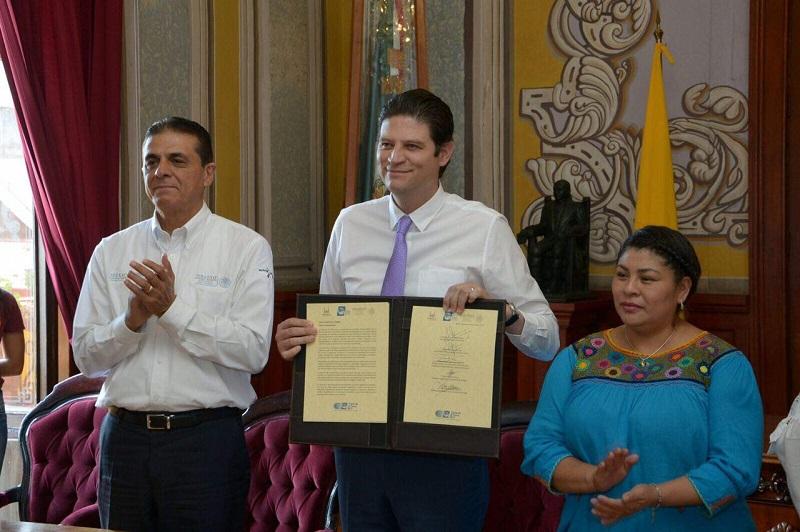 Sustentabilidad, política transversal de mi administración: Martínez Alcázar