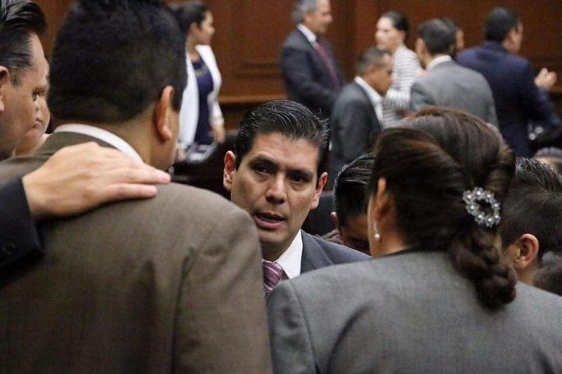 Núñez Aguilar comentó que es un trabajo conjunto entre sociedad y autoridades hacer que el Sistema Anticorrupción funcione, pues ambas partes deben estar implicadas