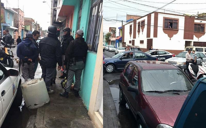 Los asaltos ya son a toda hora del día en la capital michoacana