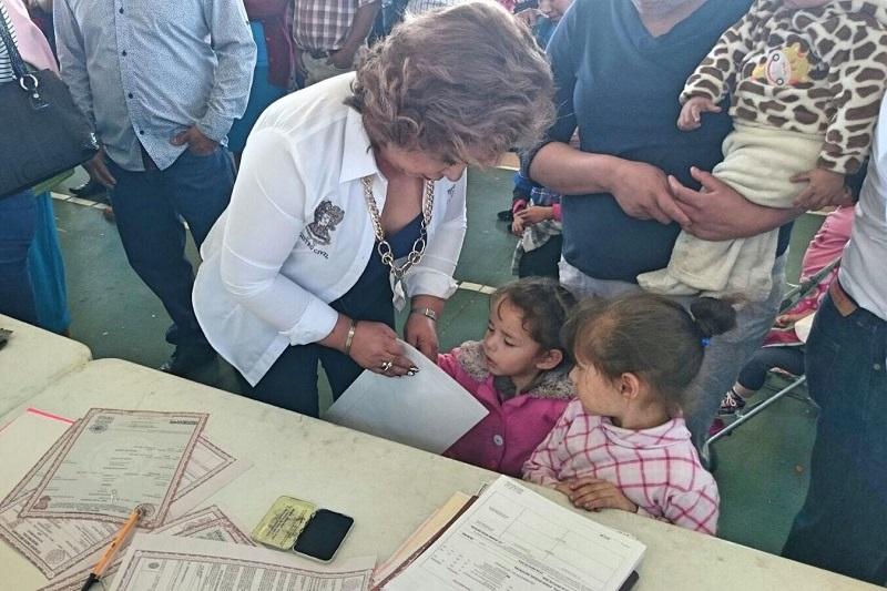 Se han solicitado a la fecha, 735 trámites tan solo en el estado de Michoacán, de los cuales 435 han sido validados y concluidos satisfactoriamente