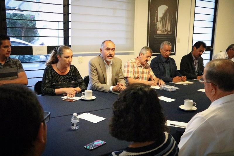Los consejeros morelianos manifestaron su aprobación y disposición a colaborar activamente con el Ejecutivo michoacano para integrar una solución que impacte positivamente en la vida cotidiana de los habitantes