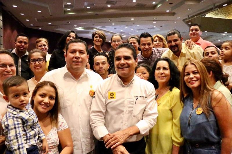 """""""En Nueva Izquierda no coincidimos con quienes en afán de ser fieles a sus propios intereses, descalifican el trabajo y los resultados que el gobierno perredista ha logrado a casi 2 años de gestión"""": Barragán Vélez"""