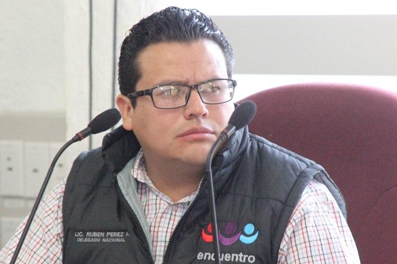 Pérez Hernández dijo que es lamentable ver como el 16% de los 39 millones de adultos mayores que hay en México, no viven una vejez tranquila, segura y sin maltratos
