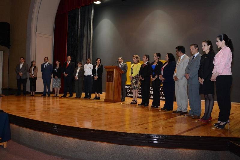 Las áreas del Bachillerato Nicoalita, Posgrado y Licenciaturas, se fortalecen y continúan bajo el mando de la Secretaría Académica, dice Serna González