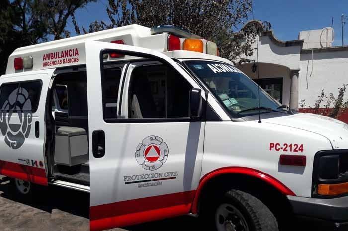 Al lugar arribaron unidades de la Policía Michoacán, Policía Federal, Militar así como bomberos y paramédicos, los cuales confirmaron la información