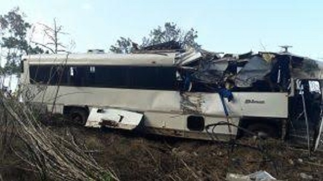 El hecho ocurrió aproximadamente a las 18:45 horas de este sábado sobre la carretera Pátzcuaro –Tacámbaro, un kilómetro antes de llegar a este último municipio