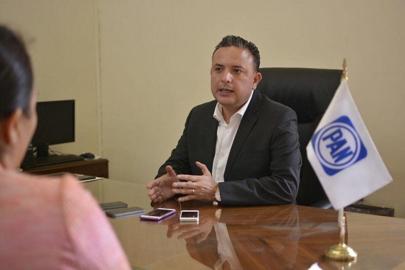 Los delitos del fuero común siguen a la alza, de manera importante en Morelia y en diversas ciudades del estado, indicó Quintana Martínez
