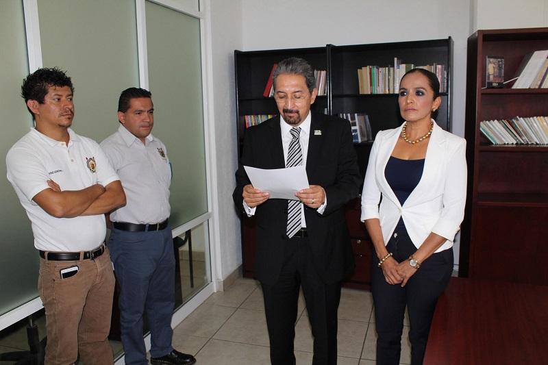 El rector nicolaita habló de la importancia de contar, como lo prevé la ley, de contar con un Sistema Institucional de Archivos, por lo que deberá darse ese paso para contar con los elementos necesarios para cumplir con la normatividad