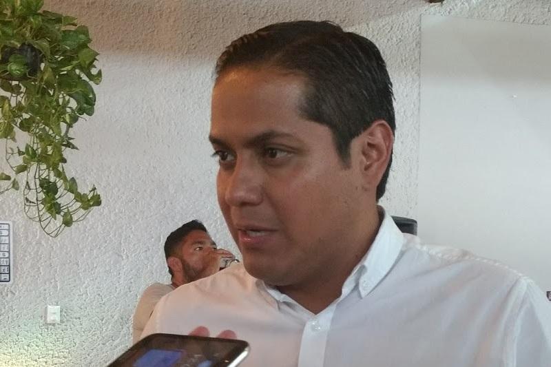 Moncada Sánchez recomienda a Martínez Alcázar no seguir jugando al policía, firmar el Mando Único y revisar los perfiles que tiene en los mandos altos de la Policía de Morelia (FOTO: ALEJANDRA ORTEGA)