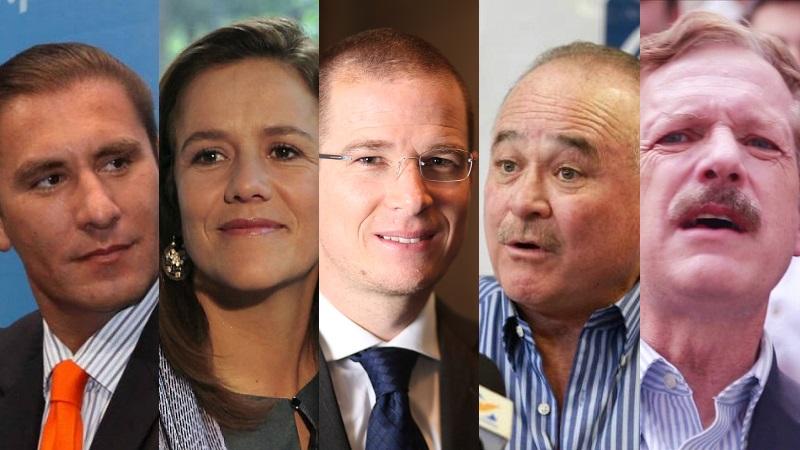 Seguramente la mayoría de aquellos panistas que hoy se han alejado de su partido por las pugnas internas, preferirían como candidato a un Ernesto Ruffo o a un Romero Hicks en las boletas para el 2018
