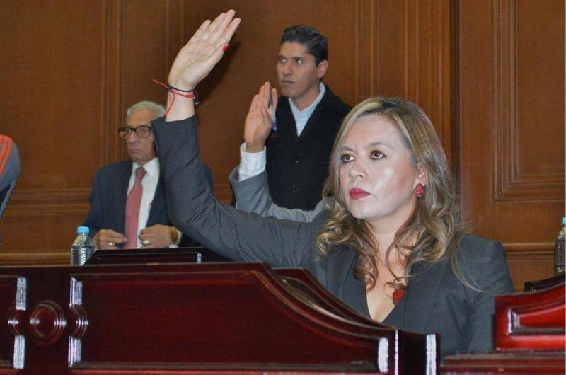 Ávila González mencionó que desde el Congreso se han hecho esfuerzos para caminar en este proceso de abatir la corrupción