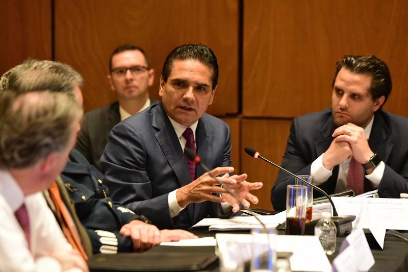Derivado de las gestiones del gobernador Silvano Aureoles Conejo, Michoacán y Guerrero se convertirán en un polo de desarrollo que generarán inversiones y empleos de calidad