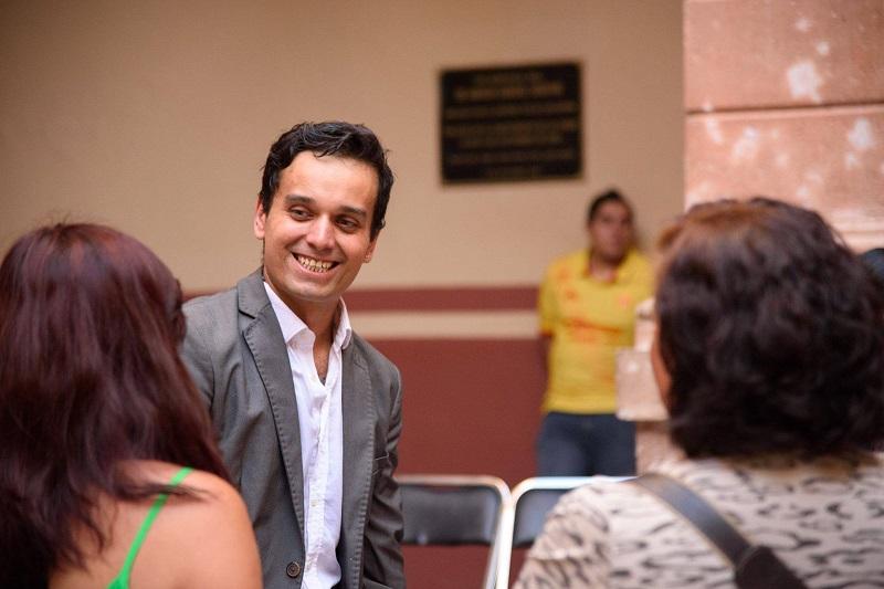 Como joven me centro en generar ideas que transformen la visión de la sociedad sobre las posibilidades que todos tenemos de desarrollarnos: Manuel Parra