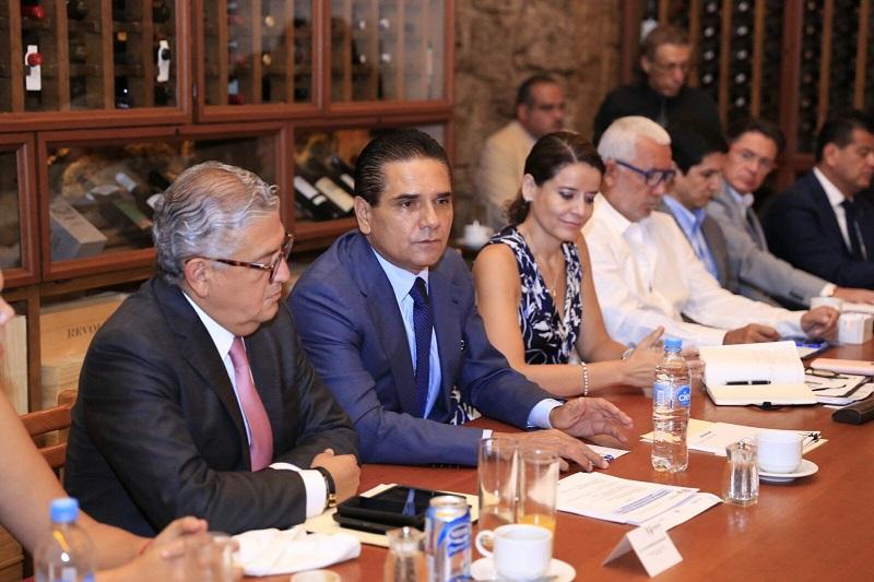 Sí tenemos Gobierno en Michoacán; se siente en las diversas acciones que se han establecido, reconocen integrantes del Comité