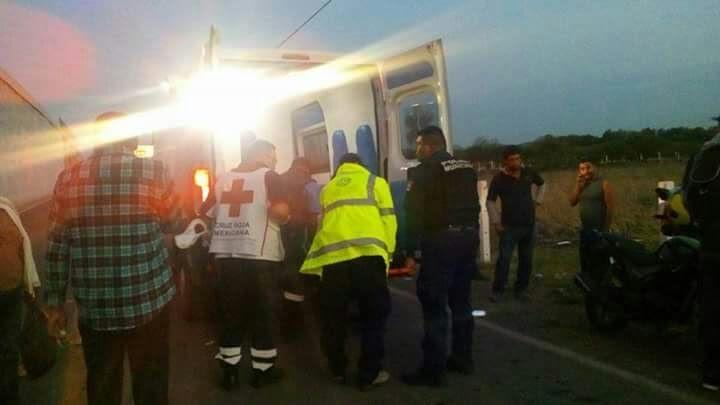 Las corporaciones trabajaron coordinadamente para trasladar a los lesionados al hospital del IMSS La Piedad, Hospital General de La Piedad y a un nosocomio de Pénjamo