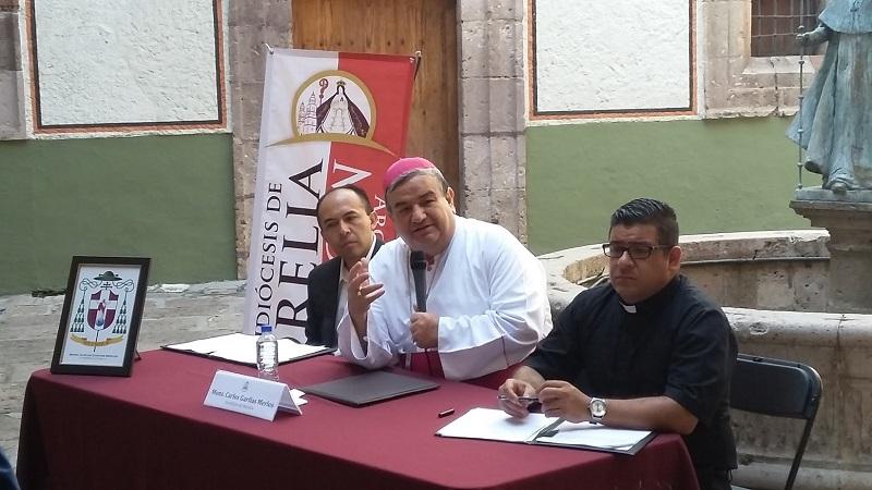 """""""En la medida en que abordemos la violencia desde un enfoque global y todos nos involucremos, estaremos en condiciones de construir la paz"""", expresó Carlos Garfias"""
