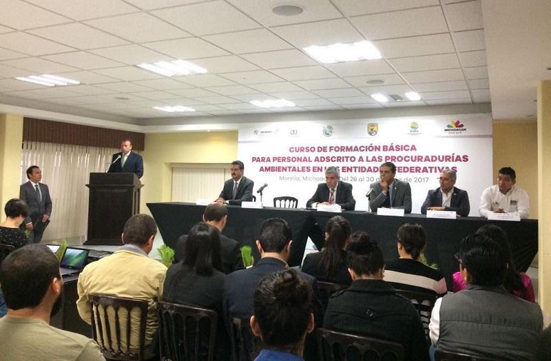 Al evento asistieron 75 participantes provenientes de Michoacán, Nayarit, Jalisco, Aguascalientes, Sonora y Coahuila
