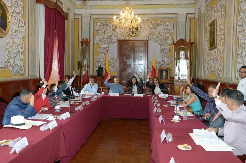 Fueron 6 propuestas de personas e instituciones las que revisó el Consejo General de la Condecoración de la Presea Amalia Solórzano