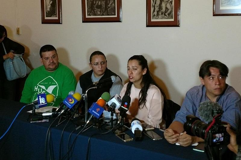 """Sobre la relación de Salvador Adame con el edil de Múgica, Salvador Ruiz Ruiz, Navidad indicó que su padre hacía fuertes críticas al desempeño del munícipe, lo que lo colocaba como un personaje """"bastante molesto"""""""