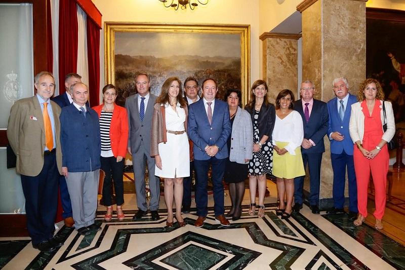 Las Políticas Públicas serán Políticas de Estado, a medida que se genere un consenso de todos los actores: Calderón Hinojosa