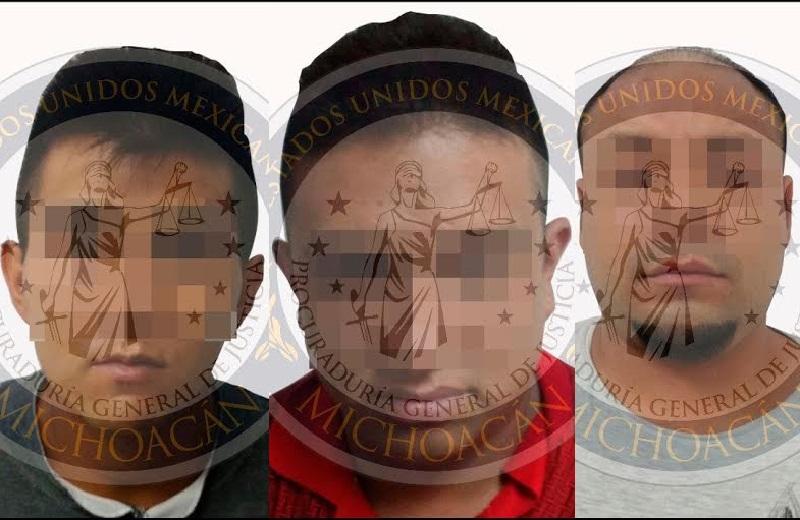 Existen evidencias de que dos de los detenidos han sido procesados por otros delitos y, en el caso concreto de Luis Alfonso, existe orden de aprehensión en el estado de Guanajuato con antecedente de robo a comercio
