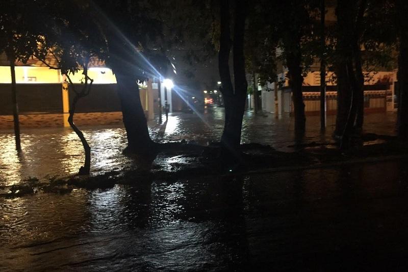 Adicionalmente, nuestros lectores reportan afectaciones en el Boulevard García de León, Avenida Camelinas, la colonia Carlos Salazar, Prados Verdes y el Libramiento