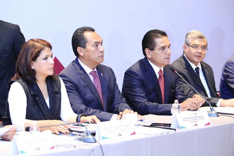 La titular de la Seimujer, Fabiola Alanís, explicó que se emplearán cuatro líneas estratégicas en el marco del programa