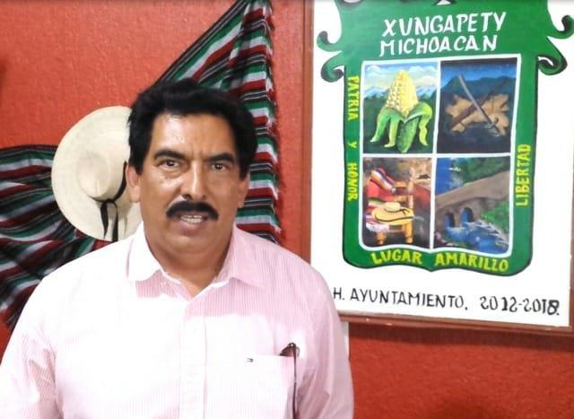 Por secuestro detienen al presidente municipal de Jungapeo, Michoacán