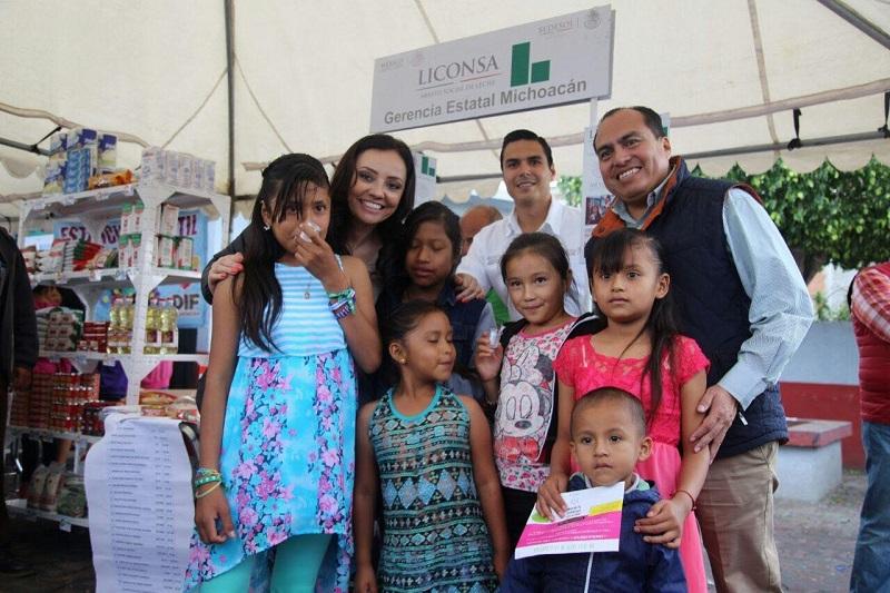 El objetivo, dijo la diputada Adriana Hernández Iñiguez es que la atención de las instituciones llegue a los lugares donde más se necesita