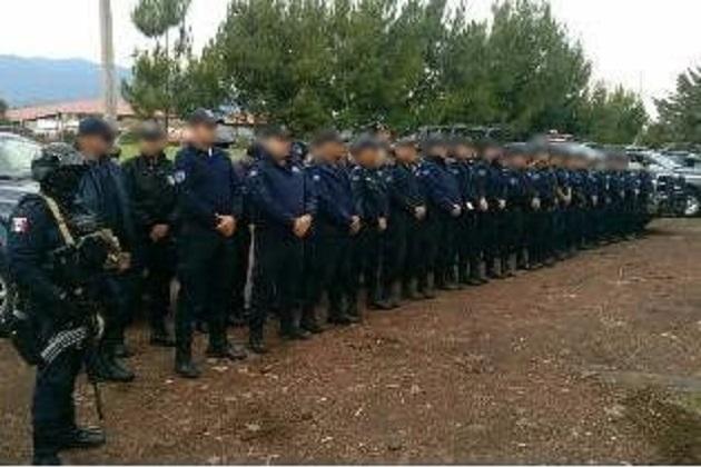 Las diligencias se llevan a cabo de manera coordinada y dentro del marco legal, a fin de garantizar la correcta operatividad policial