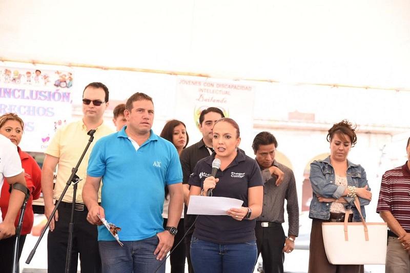 Al respecto, la legisladora por Morelia explicó que su interés principal es generar un ambiente tolerante y accesible para todos los michoacanos