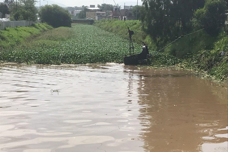 Prado Fernández destacó que apenas son las primeras lluvias y que a la fecha son al menos 20 las canchas de futbol las que sufrieron afectaciones