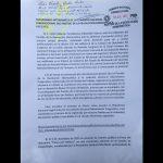Calderón Torreblanca acusa al mandatario estatal y pide que los órganos internos del sol azteca lo sancionen
