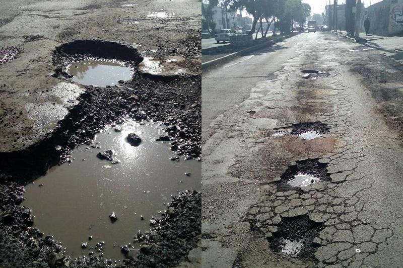 La estrategia de reencarpetamientos del alcalde Alfonso Martínez se ha quedado corta y muchos dudan que se hayan elegido las calles más necesitadas de mantenimiento (FOTOS: MARIO REBOLLAR)